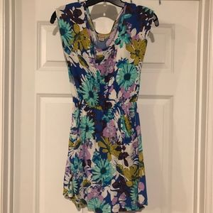 Women's Dress Mossimo Size XS Floral Sundress